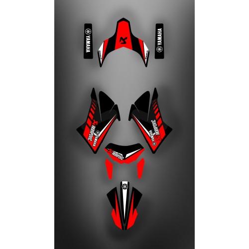 Kit déco 100 % Personnalisé pour Yamaha 660 XT - aeromax -idgrafix