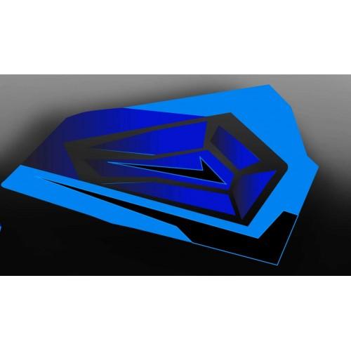 Kit dekor Tür-Bass, Original Polaris Voodoo - IDgrafix - Polaris RZR 900/1000 -idgrafix