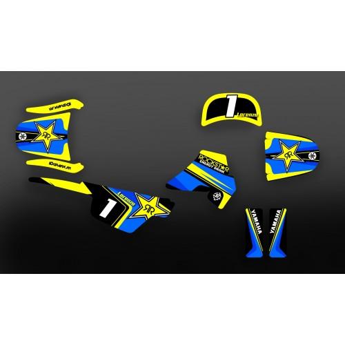 Kit decorazione 100% Personalizzato Rockstar - IDgrafix - Yamaha 50 Piwi -idgrafix