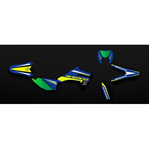 Kit dekor Race Edition - Sherco 250-300-450 -idgrafix