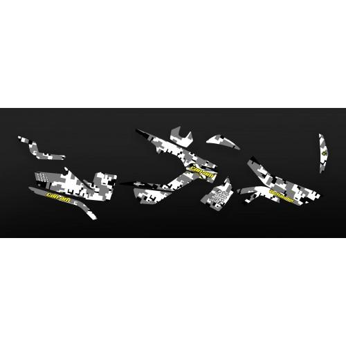 Kit de decoració Camo Digital - IDgrafix - Am Outlander (G1) -idgrafix