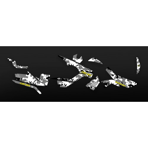 Kit decoration Camo Digital - IDgrafix - Can Am Outlander (G1)-idgrafix