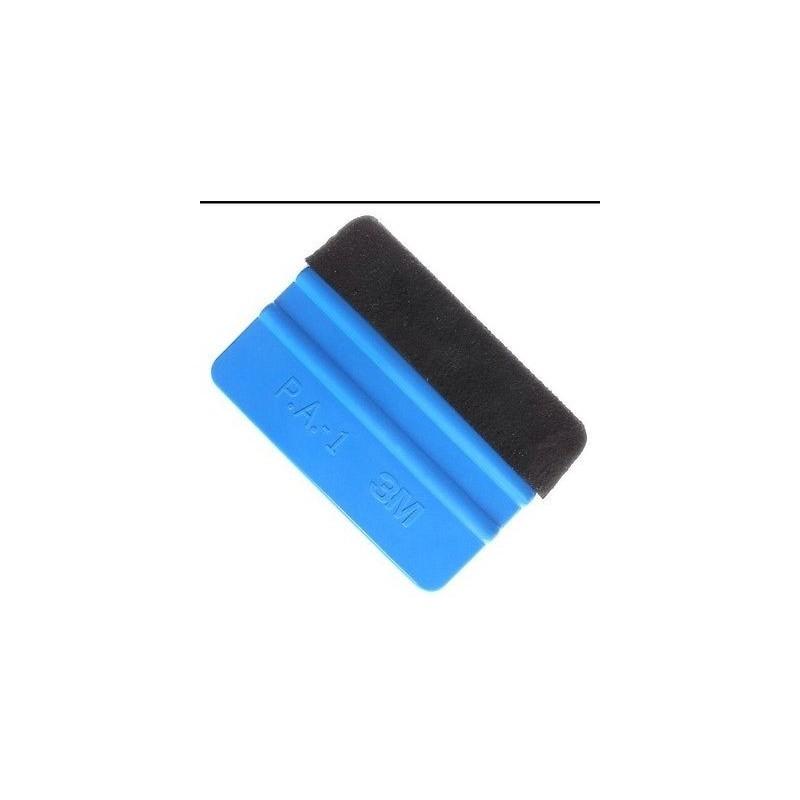 Raclette 3M spéciale pose sticker (avec feutrine anti-rayure)-idgrafix
