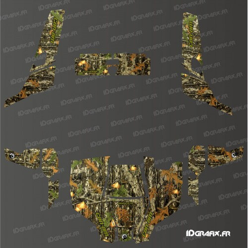 Kit decoration Mossy Oak Series - IDgrafix - Can Am 1000 Commander-idgrafix