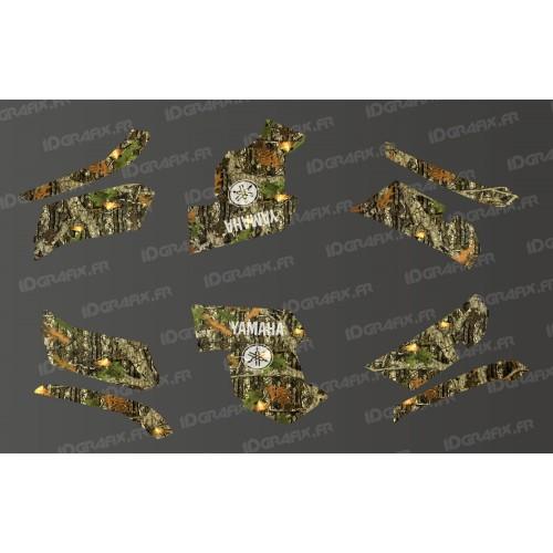 Kit de decoració coberts de molsa de Roure de la Sèrie - IDgrafix - Yamaha Grizzly 550-700 -idgrafix