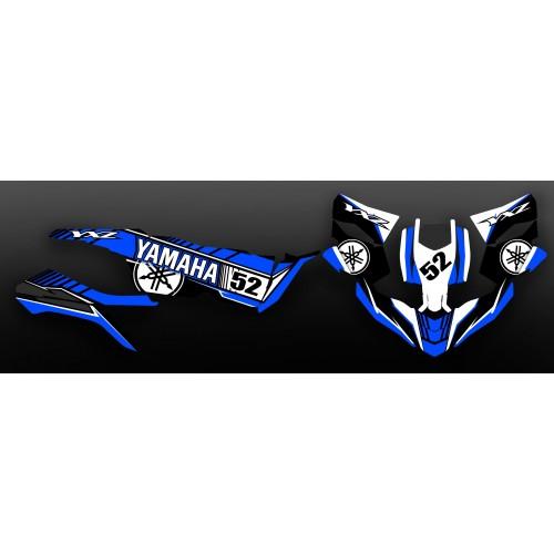 Kit déco Race series Bleu - Yamaha YXZ 1000-idgrafix