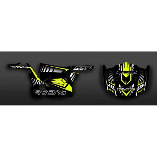 Kit decorazione Race Edition (Giallo) - IDgrafix - Polaris RZR 900 -idgrafix