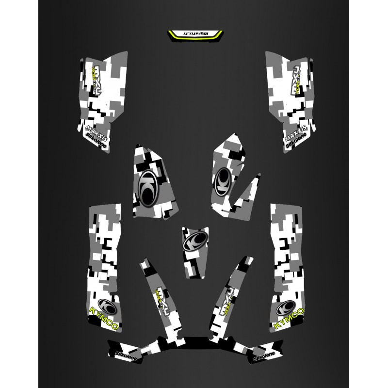 Kit Deco Camouflage