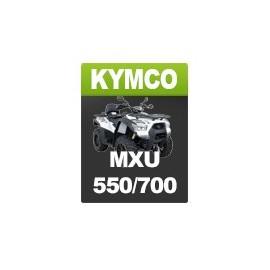 Kymco MXU 550-700