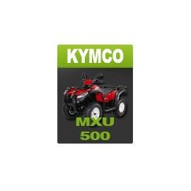 Kymco 500 MXU