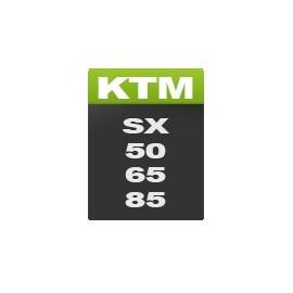 Motocicleta KTM SX 50-65-85