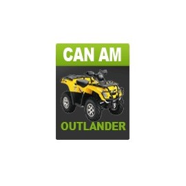 Can Am Outlander 400-500-650-800