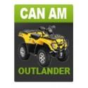Can Am Outlander 400-500-650-800 (G1)