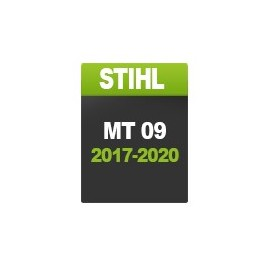 Yamaha MT-09 (after 2017)