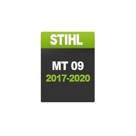 Yamaha MT-09 (après 2017)