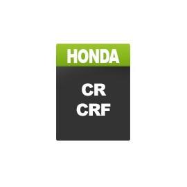 Honda CR - plaques CRF