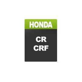 Placas de Honda CR - CRF