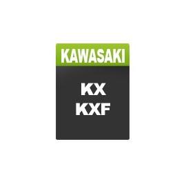 Plaques Kawasaki KX - KXF