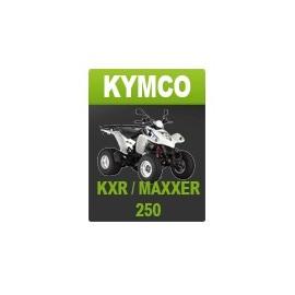 Kymco 250 KXR / Maxxer