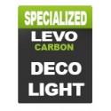 Kit deco Luce Specializzata Levo di Carbonio (fino al 2018)