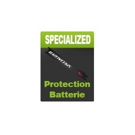 Sticker Protection Batterie LEVO (jusqu'a 2018)