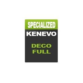 Kit deco Full - Specializzata Kenevo