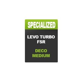 Kit déco MEDIUM Spécialized Turbo Levo Carbon