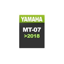 Yamaha MT-07 (after 2018)