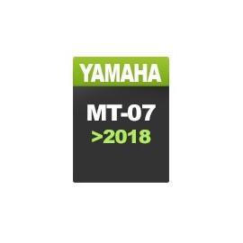 Yamaha MT-07 (après 2018)