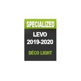 Kit déco LIGHT Spécialized Turbo Levo 2019