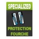 Adesivi Protezione Forcella (Forcella Rockshox - Canotto - Fox)