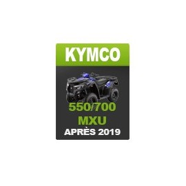Kymco 550-700 MXU (T3B after 2019)