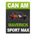Can Am Maverick Sport MAX