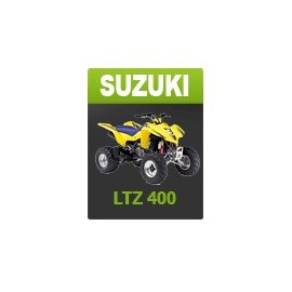 Suzuki 400 LTZ (before 2010)