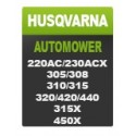 Husqvarna AUTOMOWER - Gamme 200 / 300 / 400