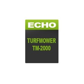 ECHO TURFMOWER TM-2000