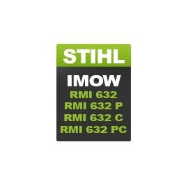 Stihl museo internacional de la mujer RMI 632 / RMI 632P / 632C / 632PC