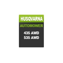 Husqvarna AUTOMOWER Gama 435/535 AWD