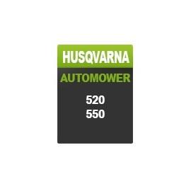 Husqvarna AUTOMOWER - Rango de 500