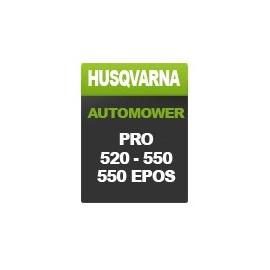 Husqvarna AUTOMOWER - Gamme PRO 520 / 550