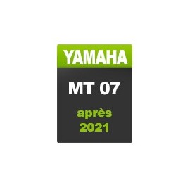 Yamaha MT-07 (after 2021)