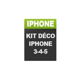 Kit Déco IPHONE