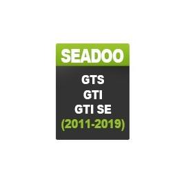 Seadoo GTS / GTI / GTI SE (until 2019)