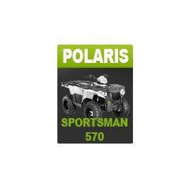 Polaris 450-570 Sportsman (jusqu'a 2020)