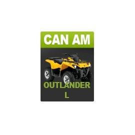 Can Am Outlander de la serie L