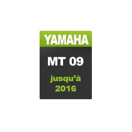 Yamaha MT-09 (jusqu'à 2016)