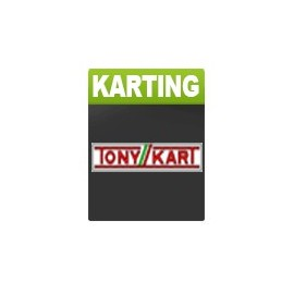 kit déco Karting TONY KART