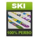 Kit deco de Esquí