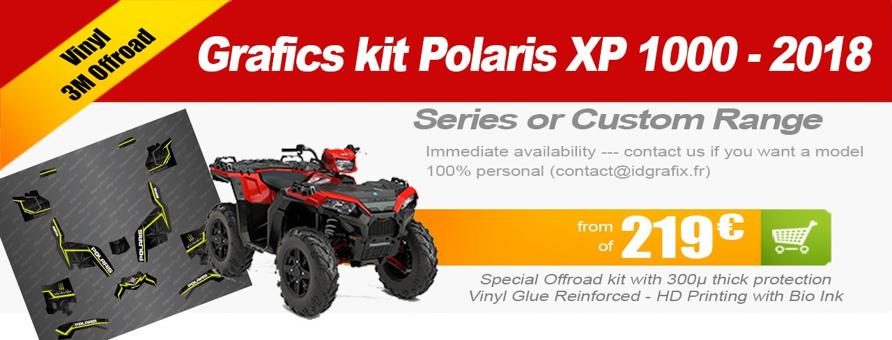 ATV Grafics Kit